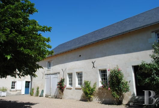 France mansions for sale center val de loire   - 10