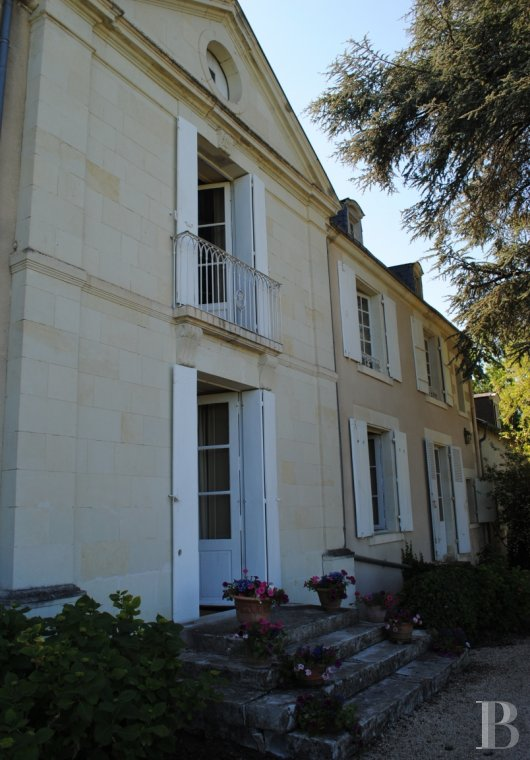 France mansions for sale center val de loire   - 3