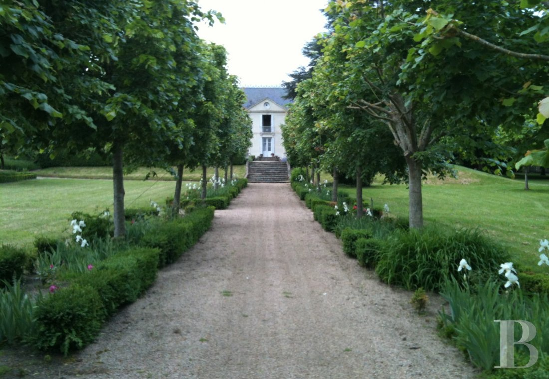 France mansions for sale center val de loire   - 15