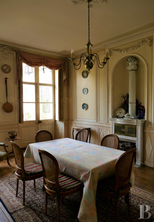mansion houses for sale France center val de loire mansion houses - 6