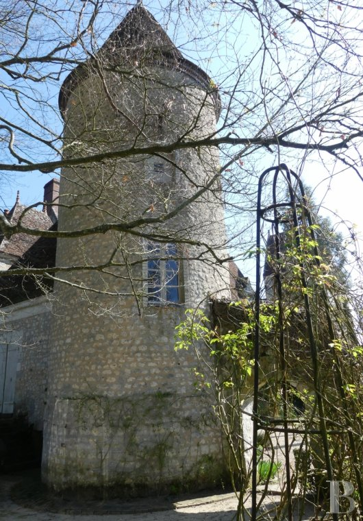 manoirs a vendre basse normandie   - 4