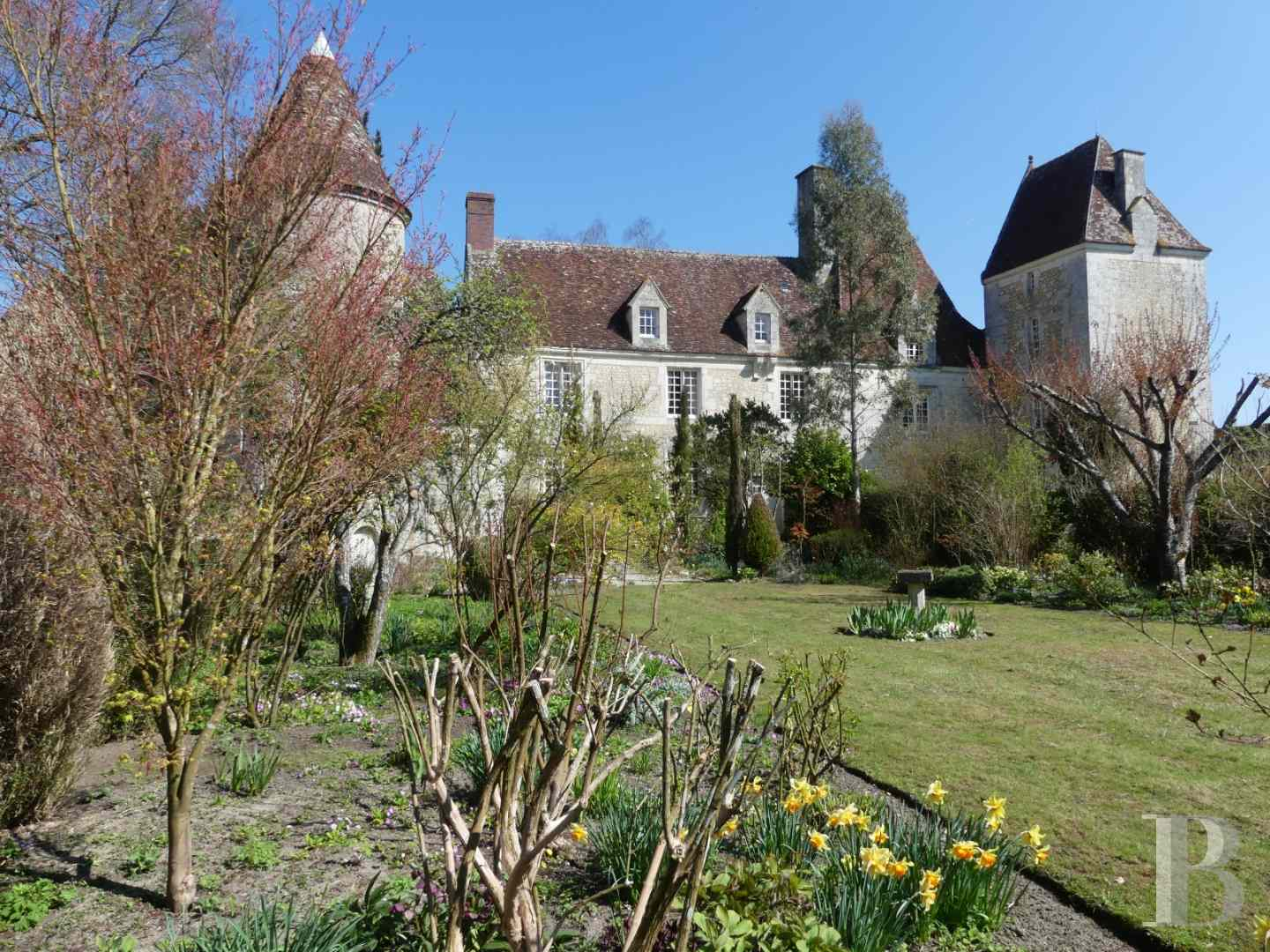 manoirs a vendre basse normandie manoir a - 2 zoom