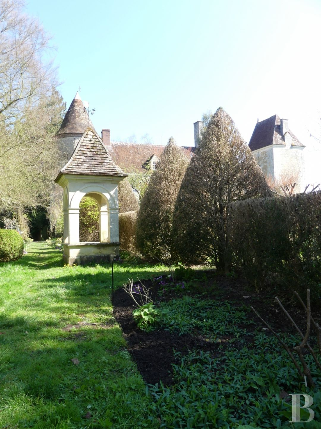France mansions for sale lower normandy manors for - 11 zoom
