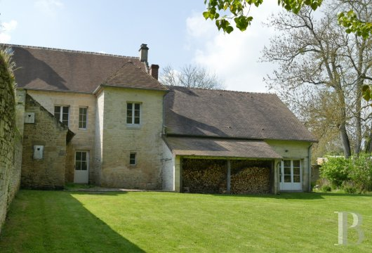 manoirs a vendre basse normandie   - 7