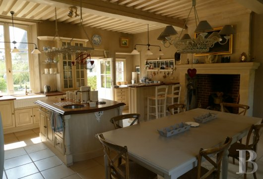 manoirs a vendre basse normandie   - 11