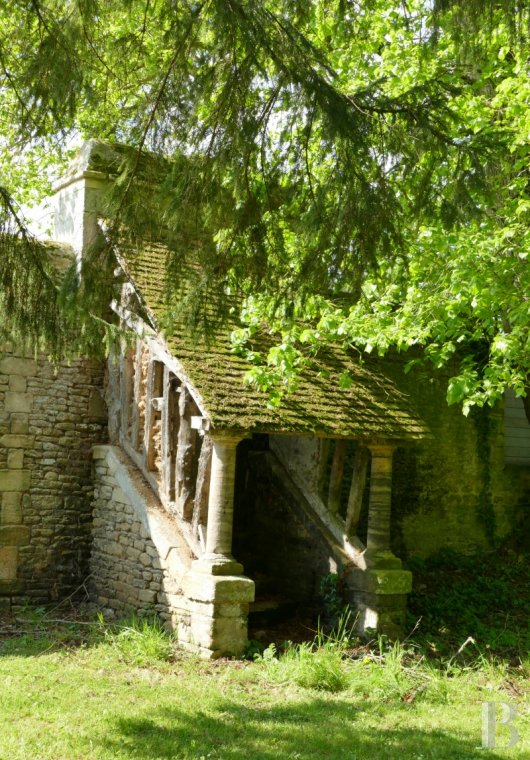 manoirs a vendre basse normandie   - 18