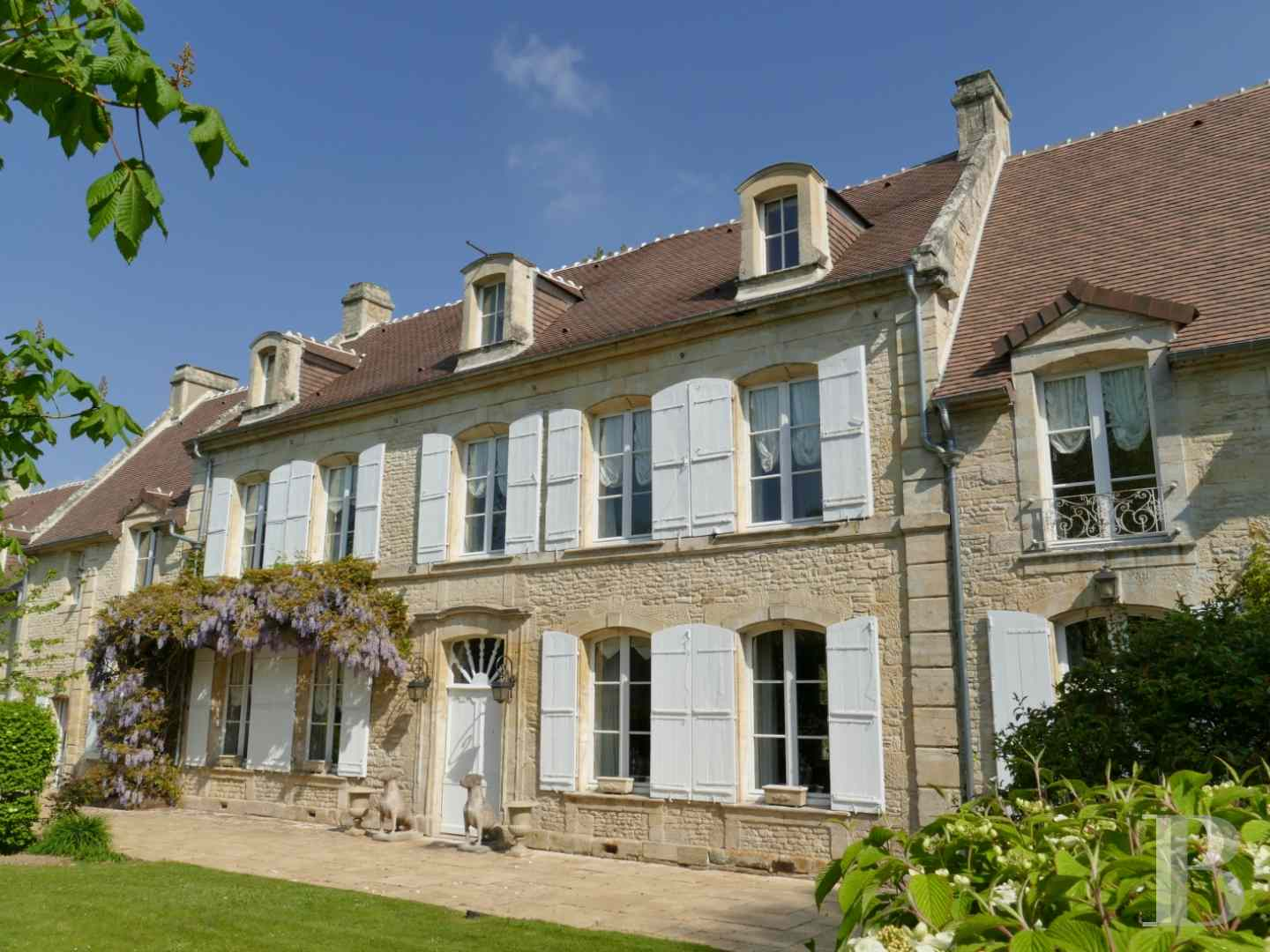 France mansions for sale lower normandy 4025  - 2 zoom