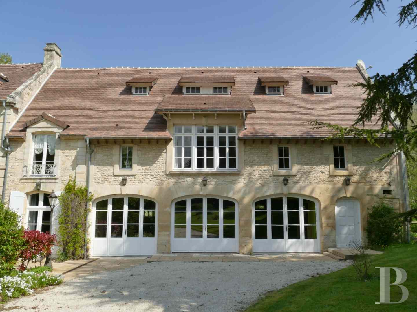 France mansions for sale lower normandy 4025  - 5 zoom