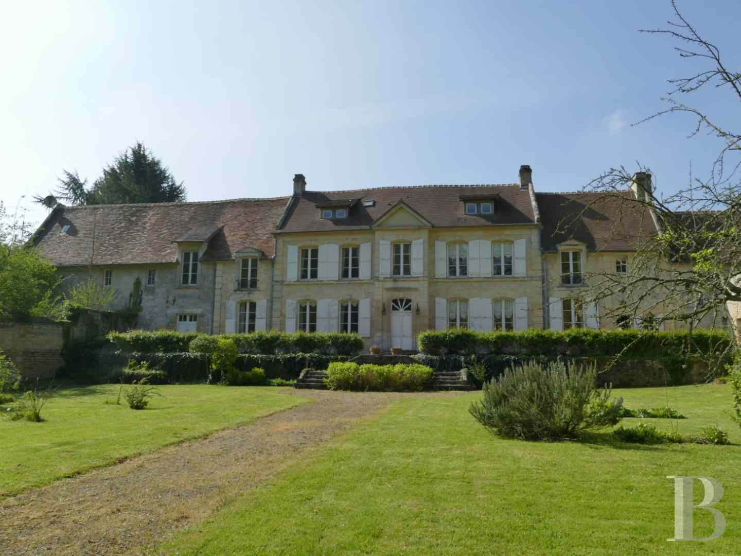 France mansions for sale lower normandy 4025  - 1 zoom