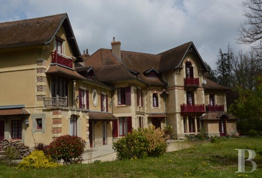 France mansions for sale champagne ardennes   - 4