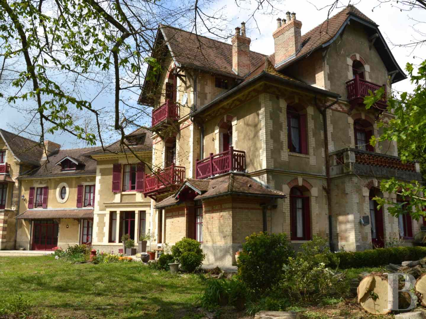France mansions for sale champagne ardennes 4031  - 1 zoom