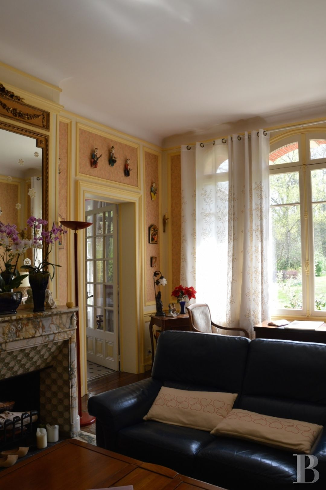 France mansions for sale champagne ardennes manors 20th - 6 zoom