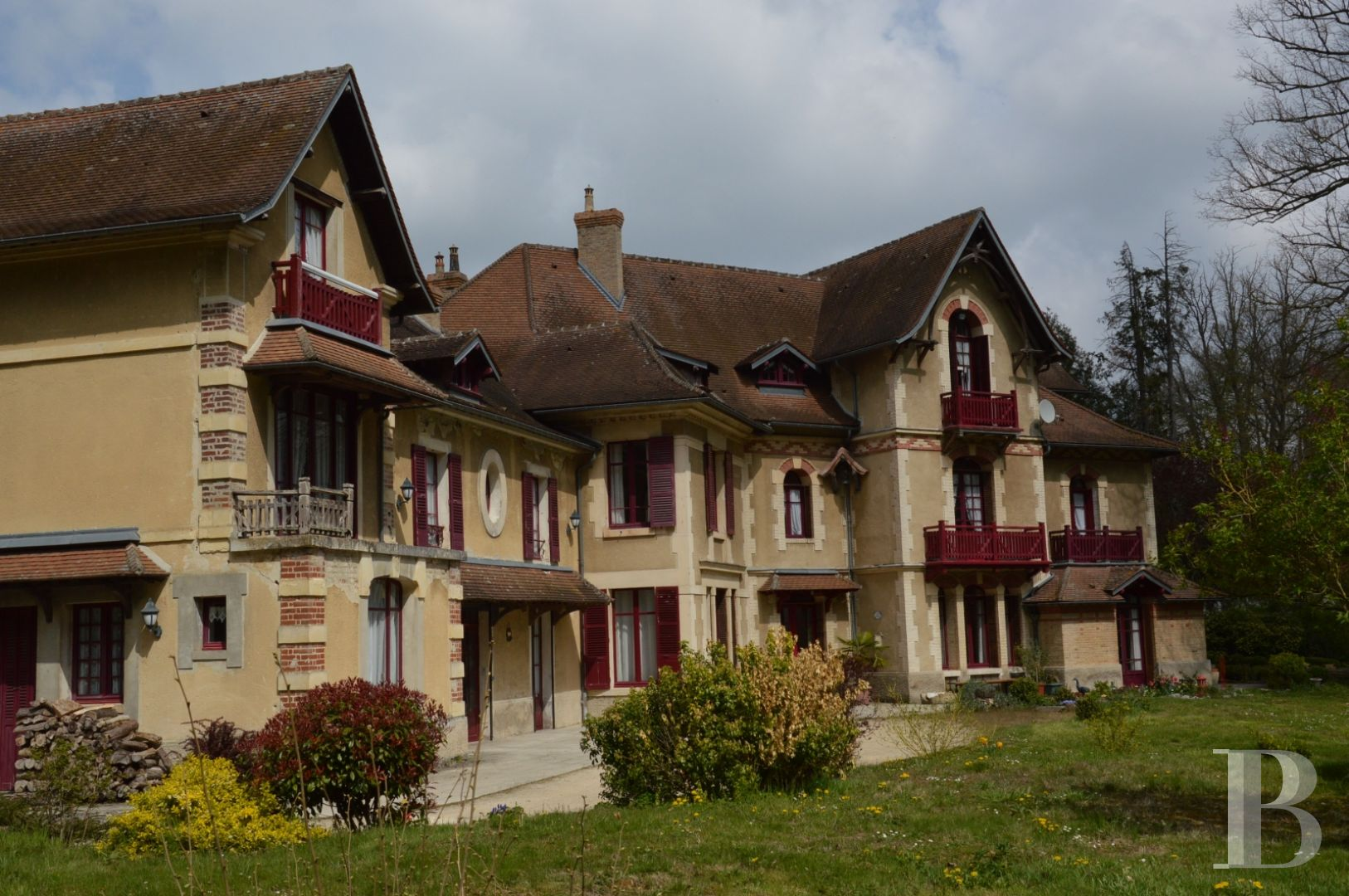 France mansions for sale champagne ardennes manors 20th - 4 zoom