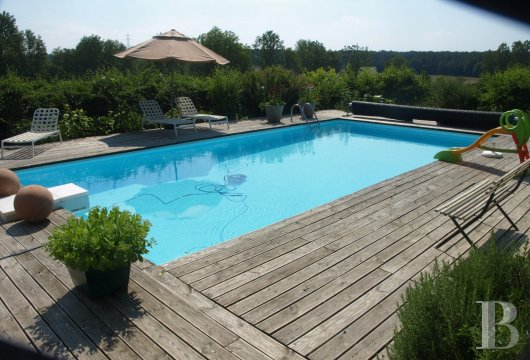 property for sale France pays de loire manors equestrian - 12