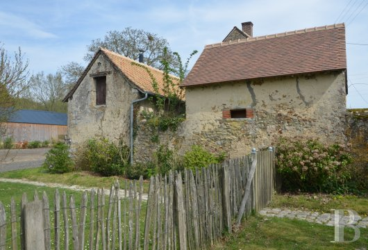 property for sale France pays de loire manors equestrian - 14