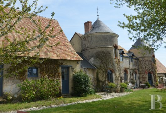property for sale France pays de loire manors equestrian - 2