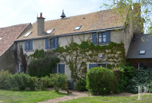 property for sale France pays de loire manors equestrian - 4