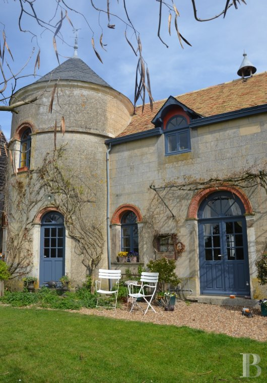 property for sale France pays de loire manors equestrian - 3