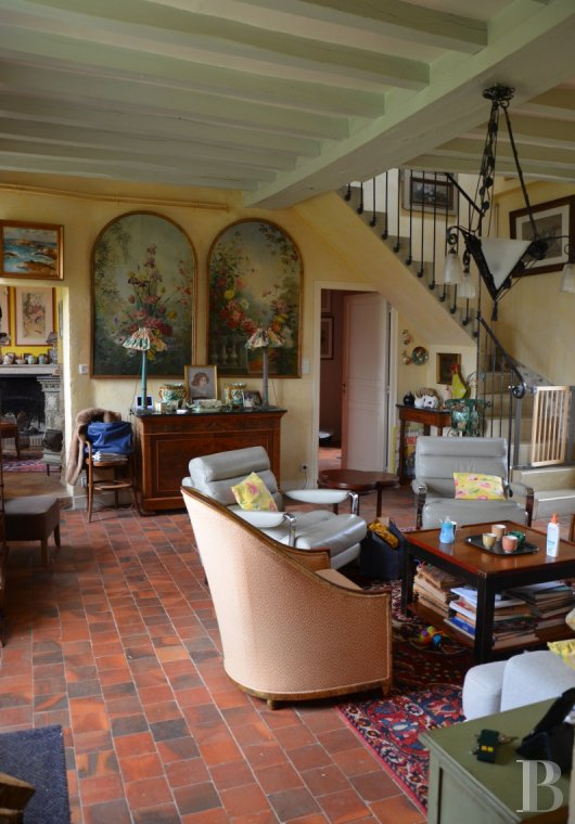 property for sale France pays de loire manors equestrian - 6