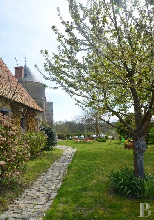 property for sale France pays de loire manors equestrian - 13