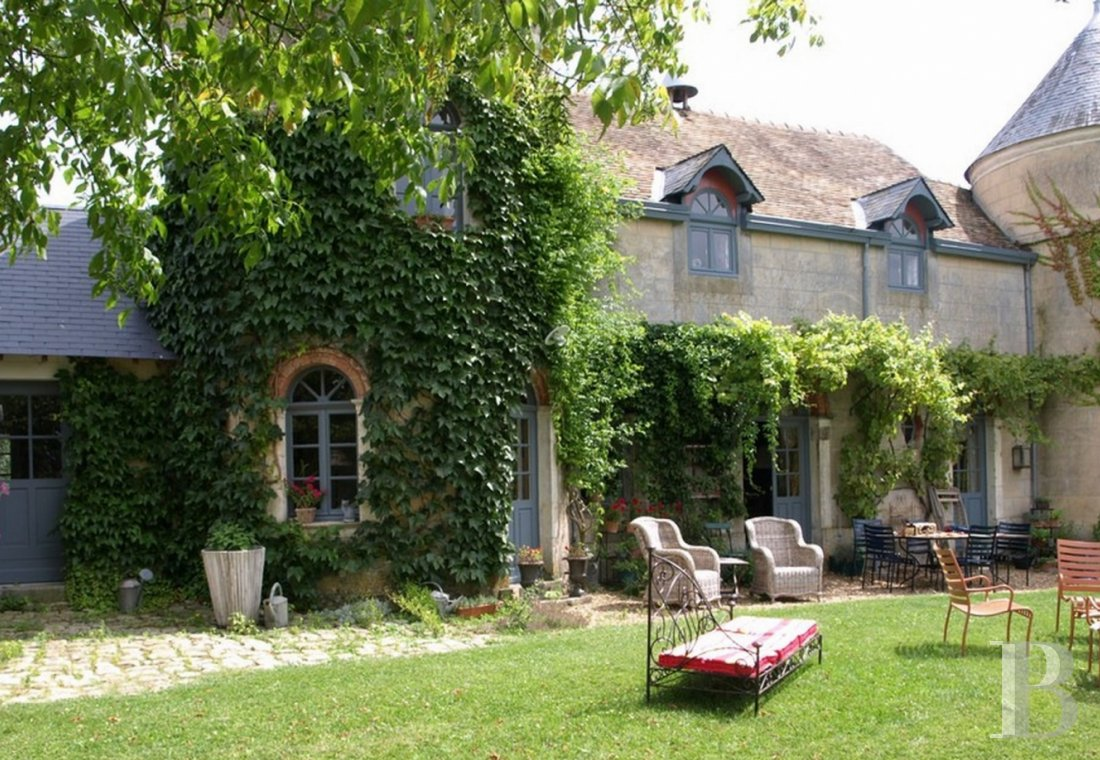 property for sale France pays de loire manors equestrian - 1
