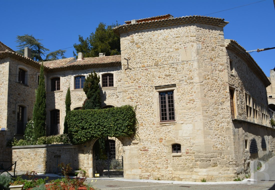 mansion houses for sale France provence cote dazur mansion houses - 4 mini