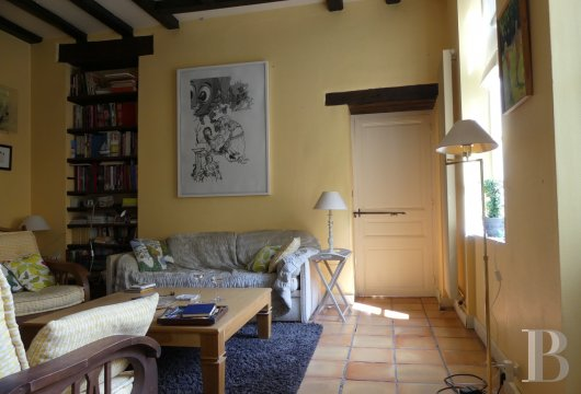 mansion houses for sale France poitou charentes   - 7