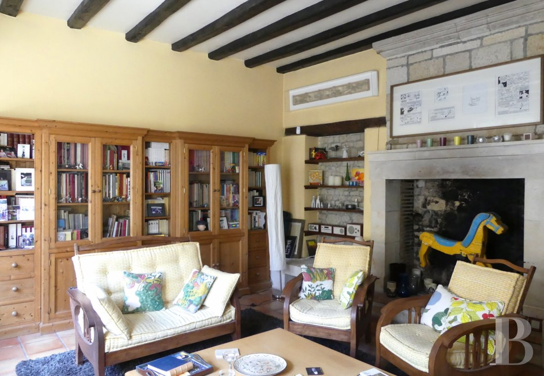 mansion houses for sale France poitou charentes   - 5