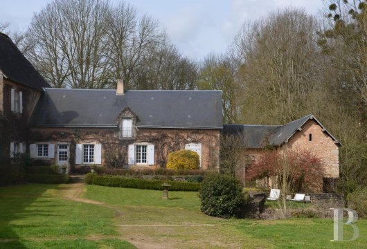 France mansions for sale pays de loire   - 5