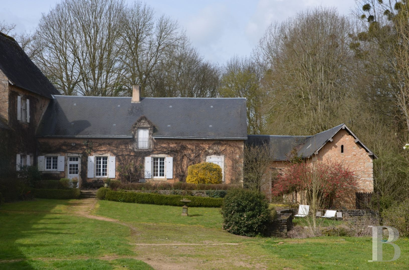 France mansions for sale pays de loire manors equestrian - 5 zoom