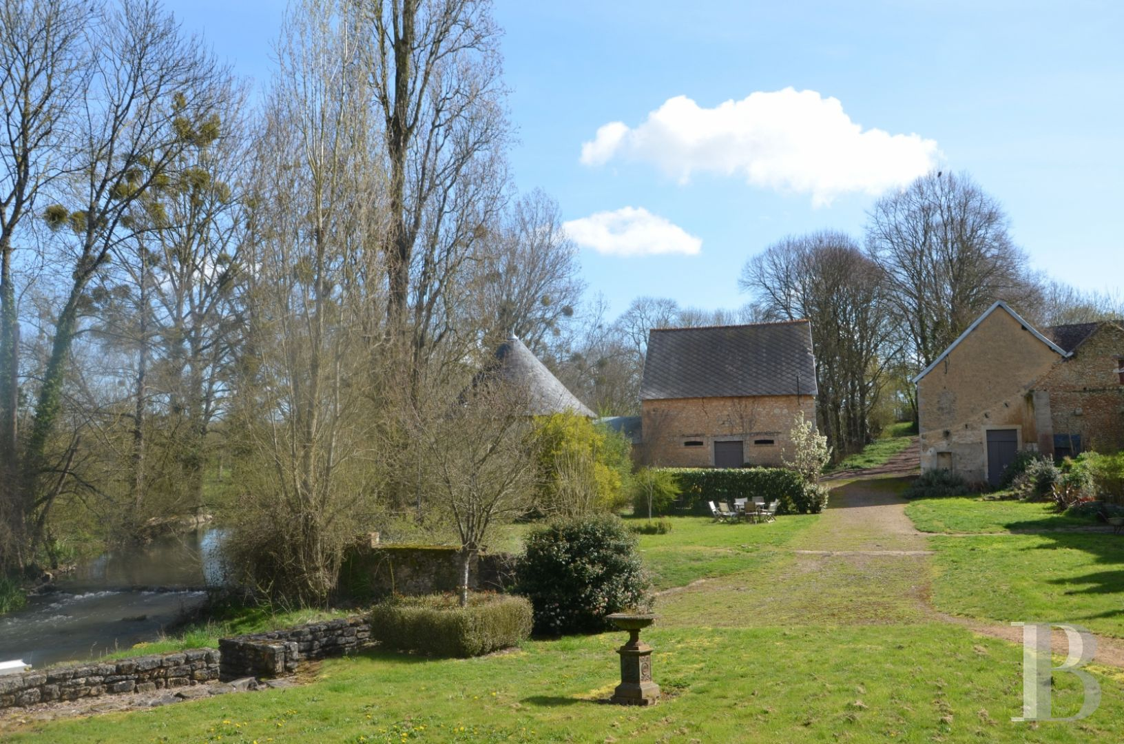 France mansions for sale pays de loire manors equestrian - 13 zoom