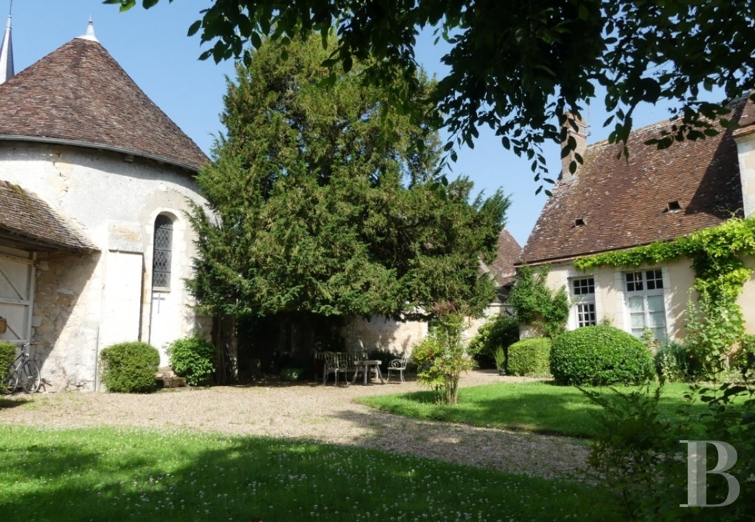 monastery for sale France lower normandy   - 4