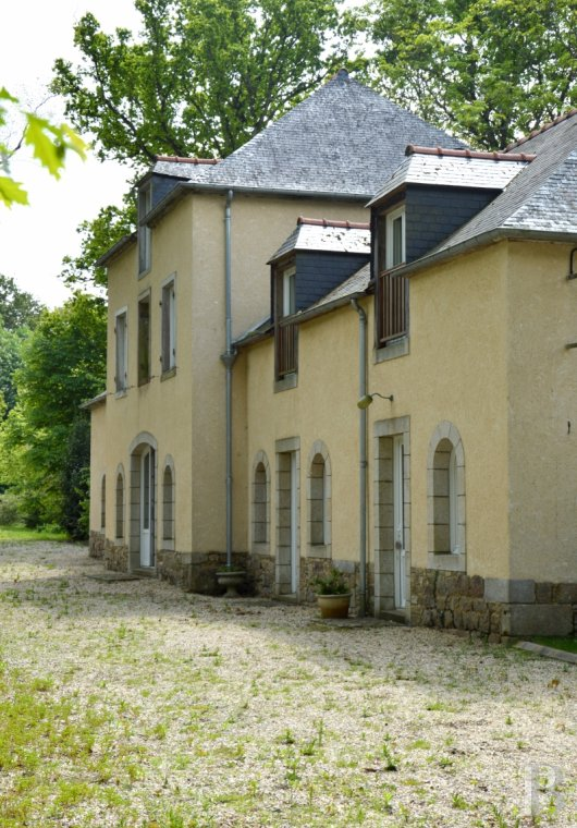 chateaux for sale France brittany   - 3