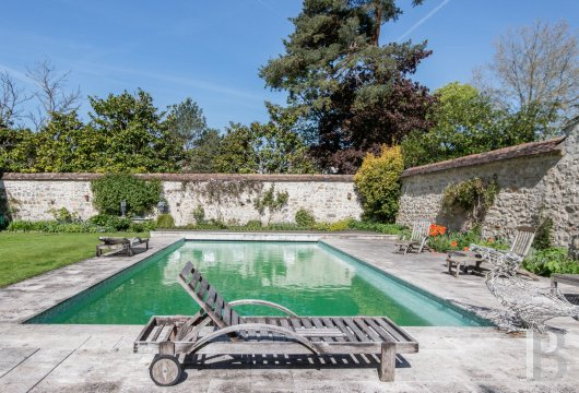 mansion houses for sale France ile de france   - 13