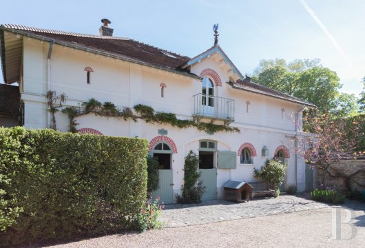 mansion houses for sale France ile de france   - 10