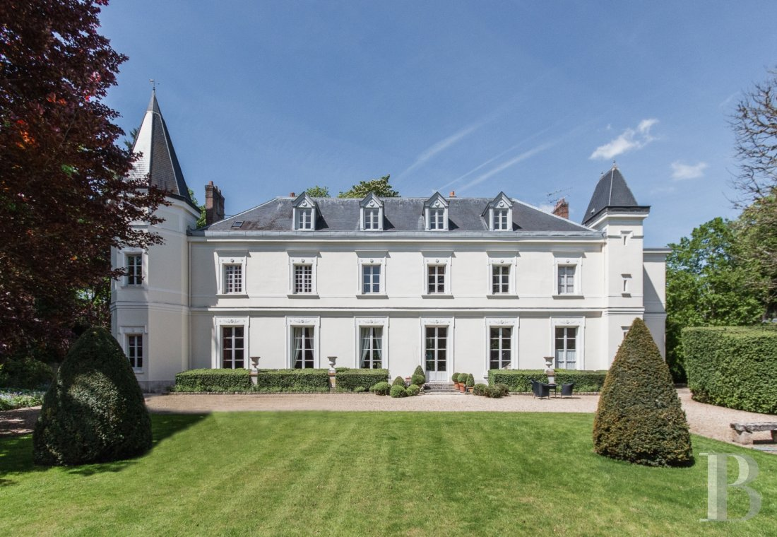 mansion houses for sale France ile de france   - 1