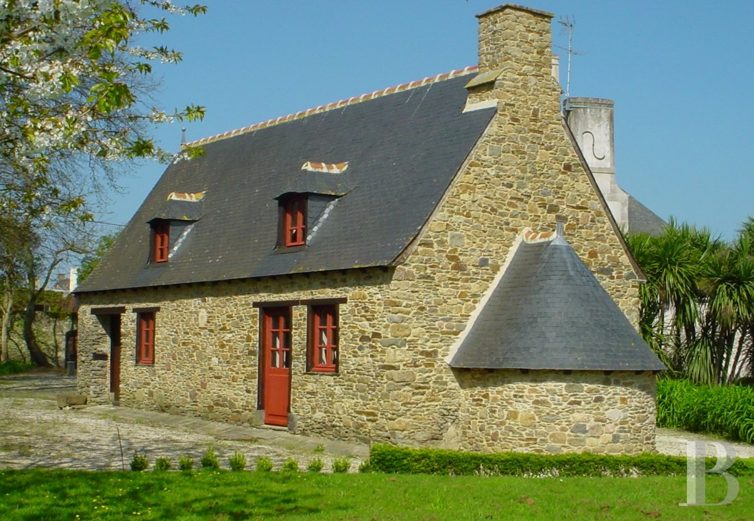 France mansions for sale brittany   - 12