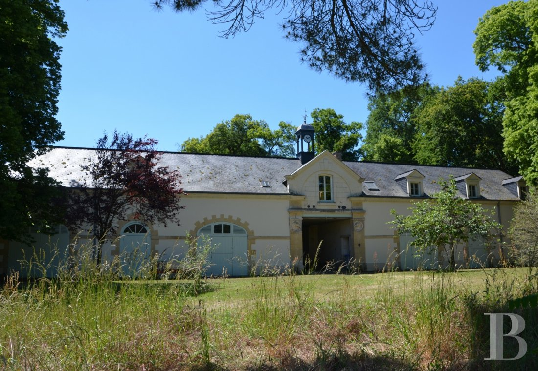 chateaux for sale France pays de loire   - 8