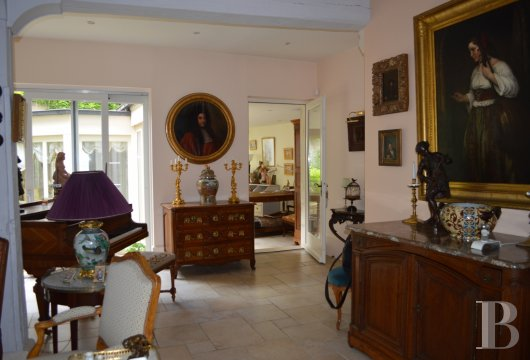 mansion houses for sale France center val de loire   - 8