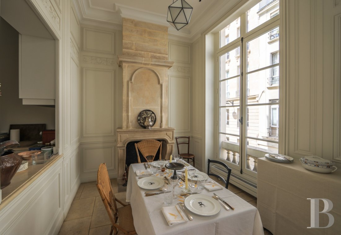 apartments for sale - paris - In a listed building  overlooking the Palais-Royal gardens