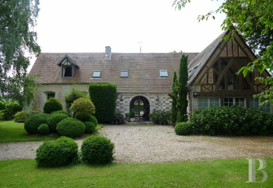monastery for sale France upper normandy 4129  - 1