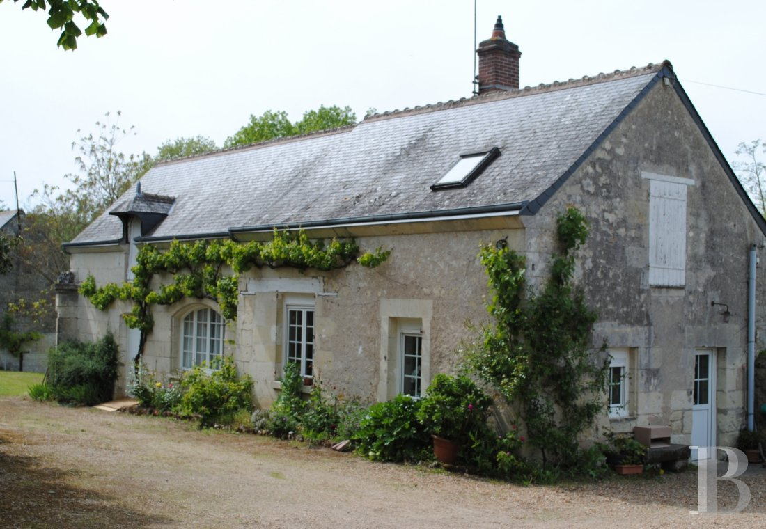 France mansions for sale center val de loire manors for - 4