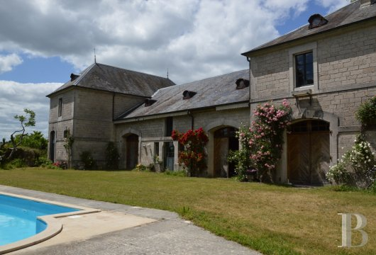 chateaux for sale France champagne ardennes   - 4