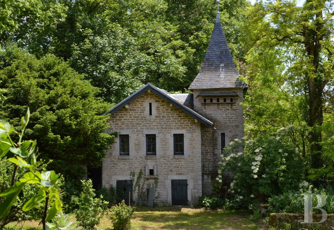 chateaux for sale France champagne ardennes   - 5