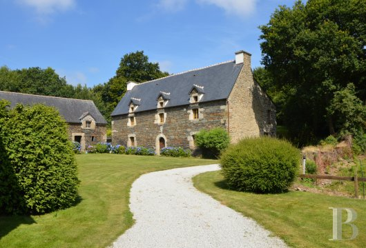 France mansions for sale brittany   - 3