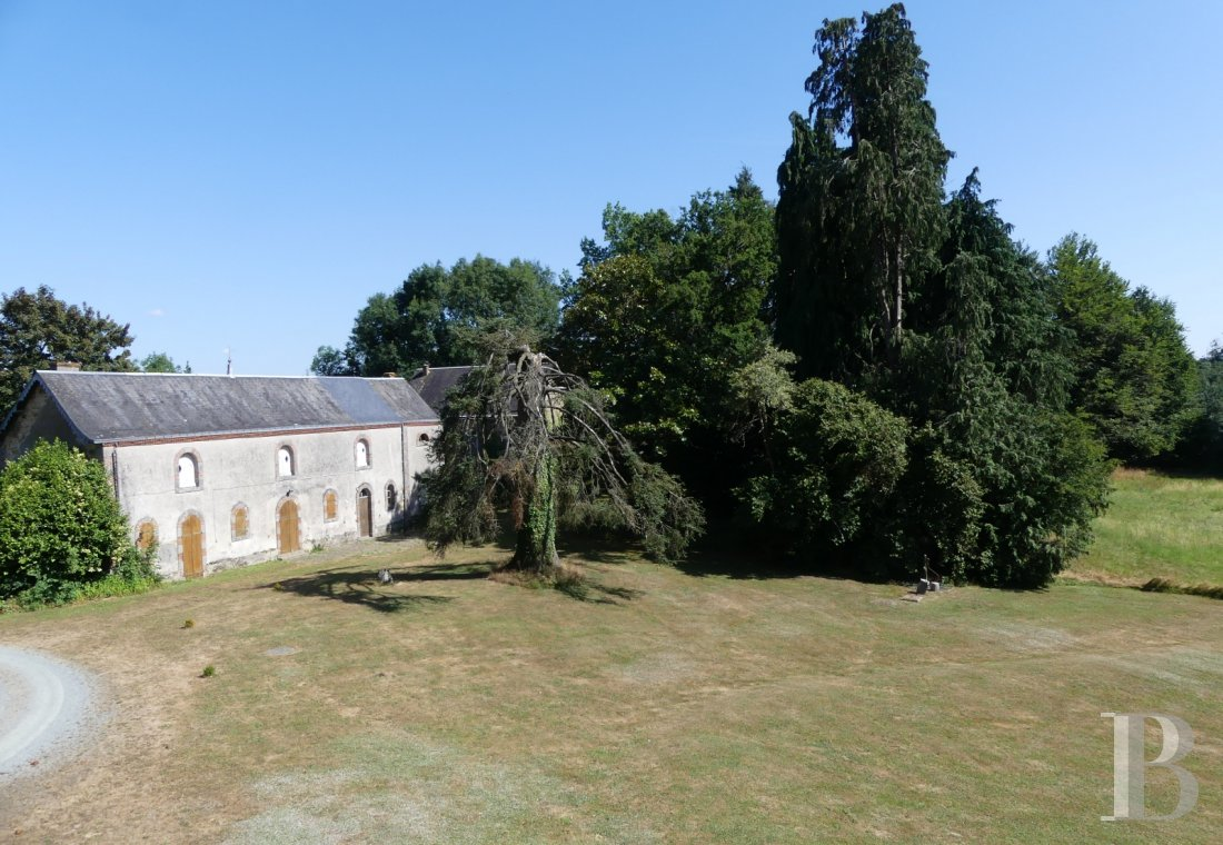 France mansions for sale pays de loire manors for - 10