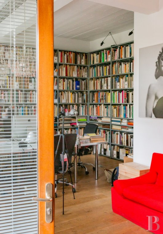 apartments for sale - paris - In Bagnolet, a 40 m² studio-workshop  near to Robespierre underground station