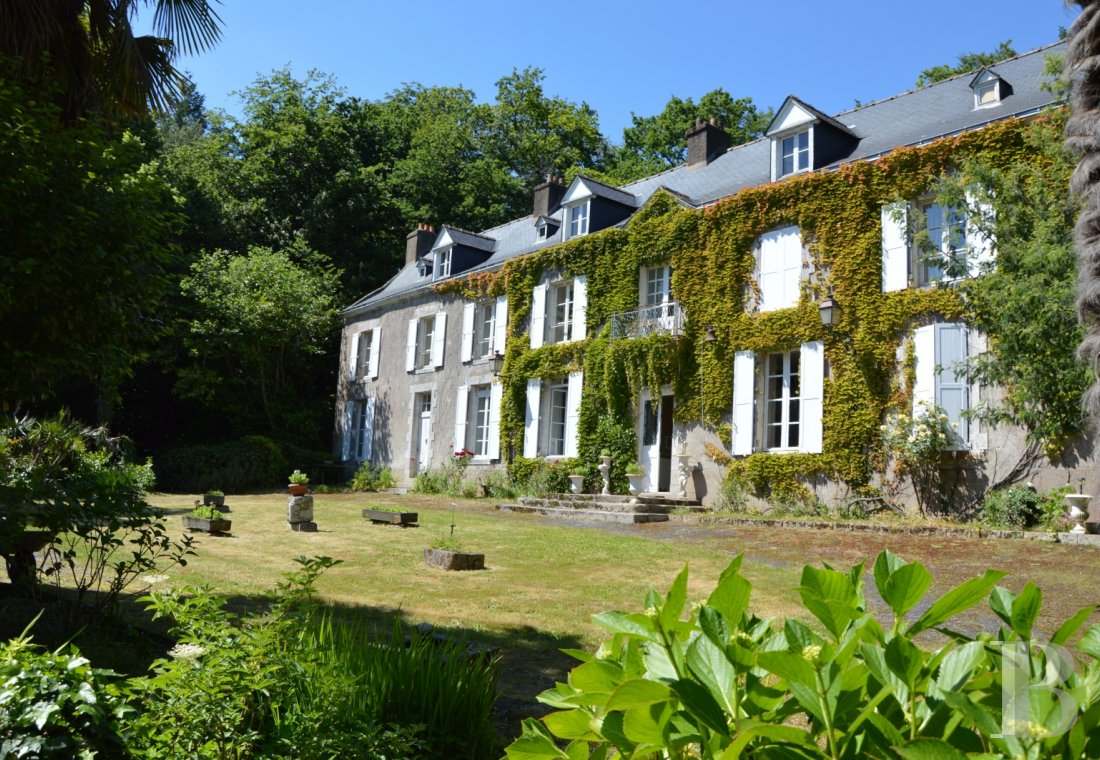 France mansions for sale brittany   - 1