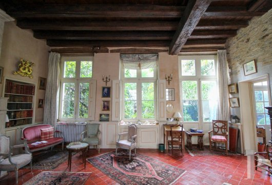 mansion houses for sale France pays de loire   - 3