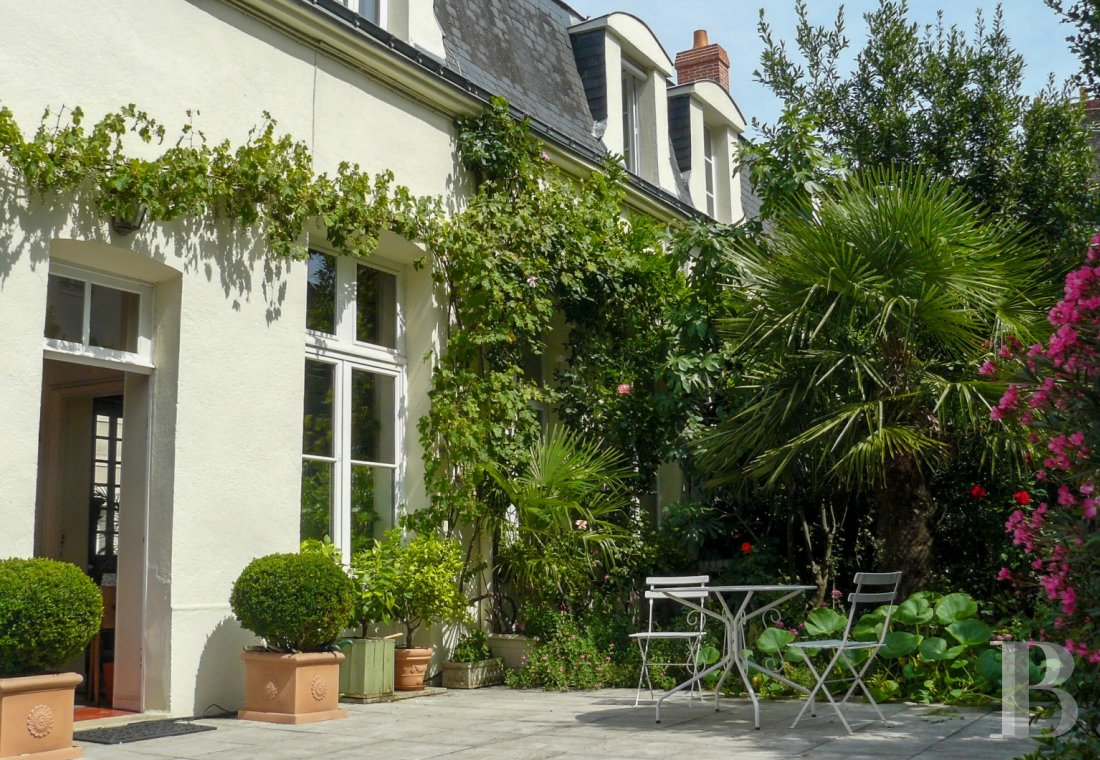 mansion houses for sale France pays de loire   - 1